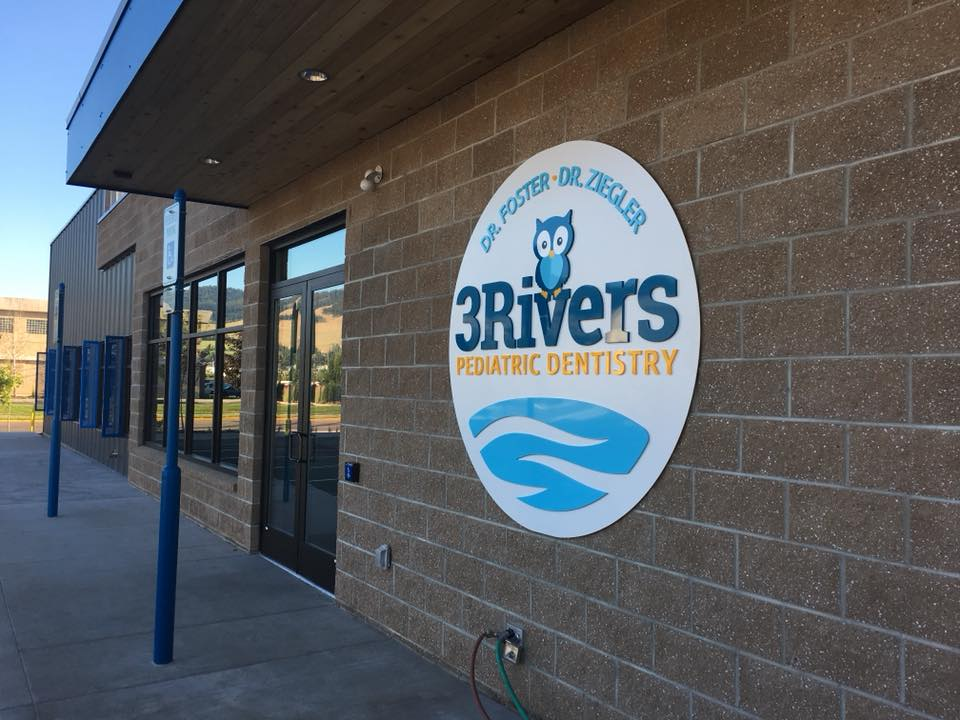 3 Rivers Pediatric Dentistry Built by Sirius Construction