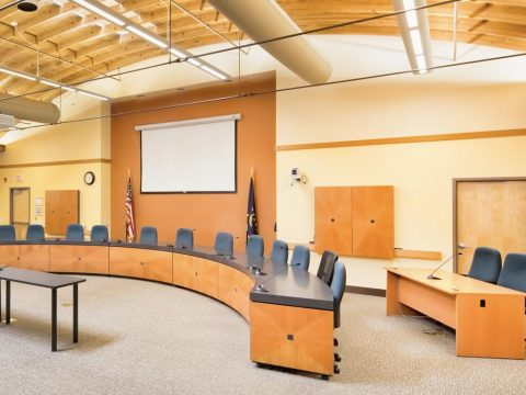 Missoula City Council Remodel