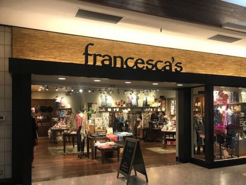 Francesca's at Southgate Mall