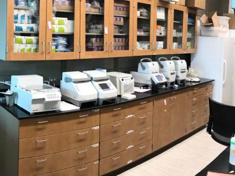 University of Montana - Interdisciplinary Sciences Lab
