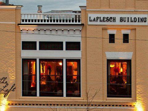 LaFlesch Building Remodel