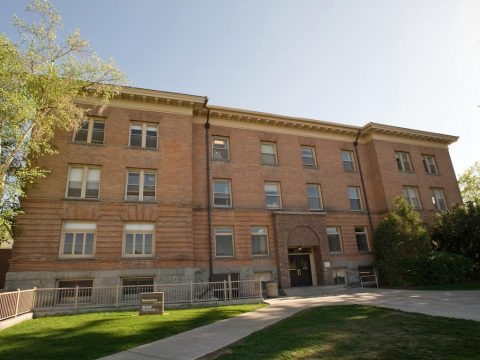 University of Montana Math Building Remodel